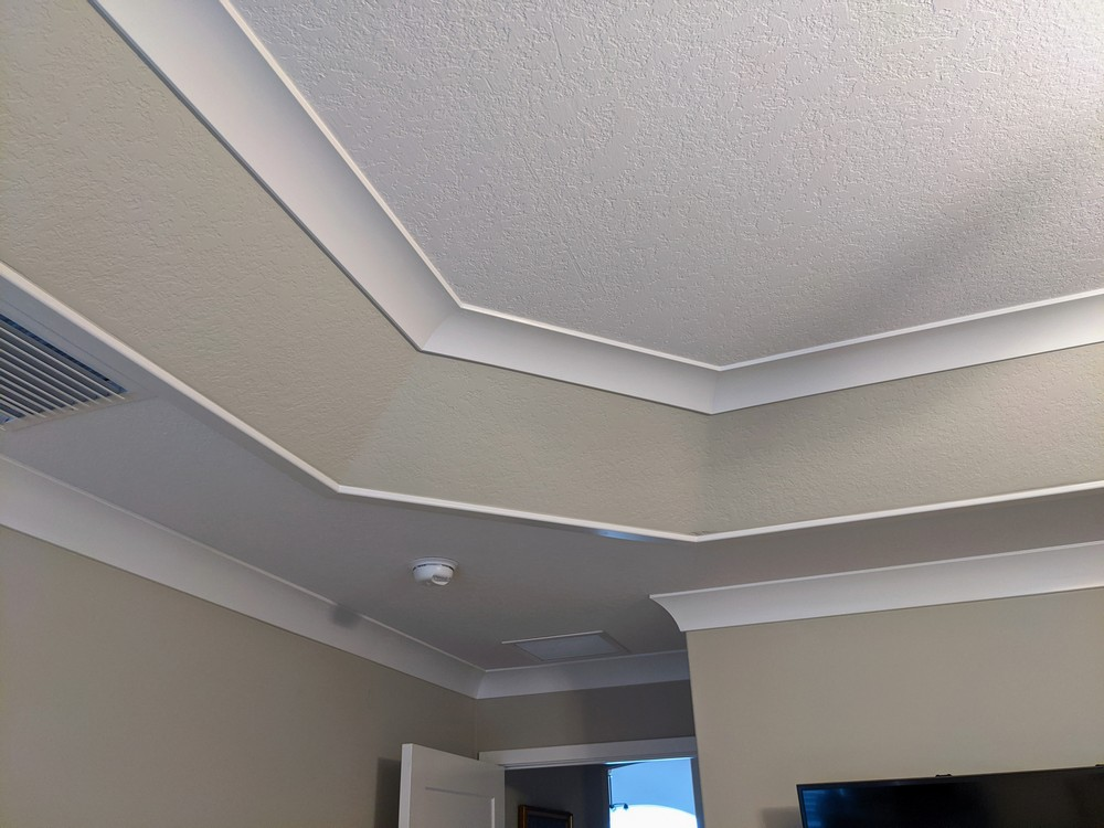 New Crown Ceiling