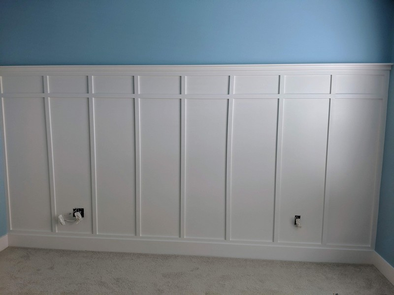 The Villages Wainscoting 50