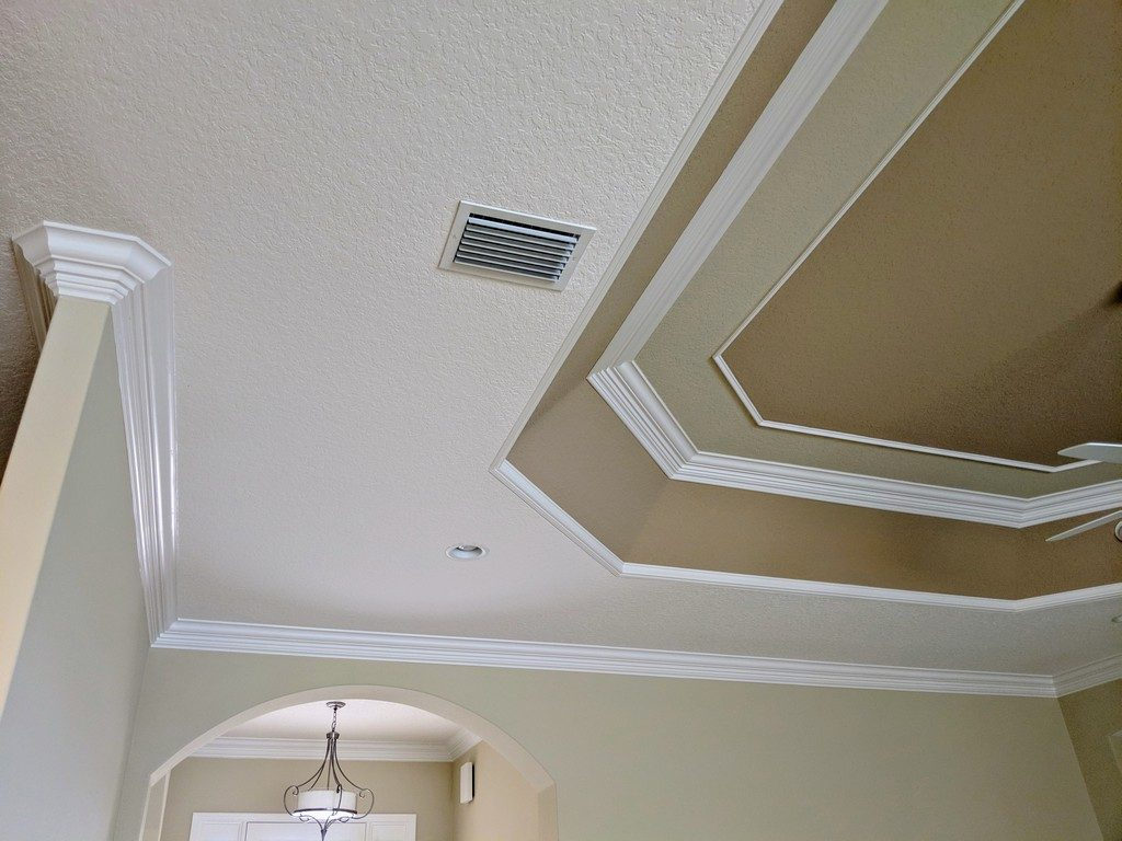 Tray Ceiling Trim Out JSR Trim 27
