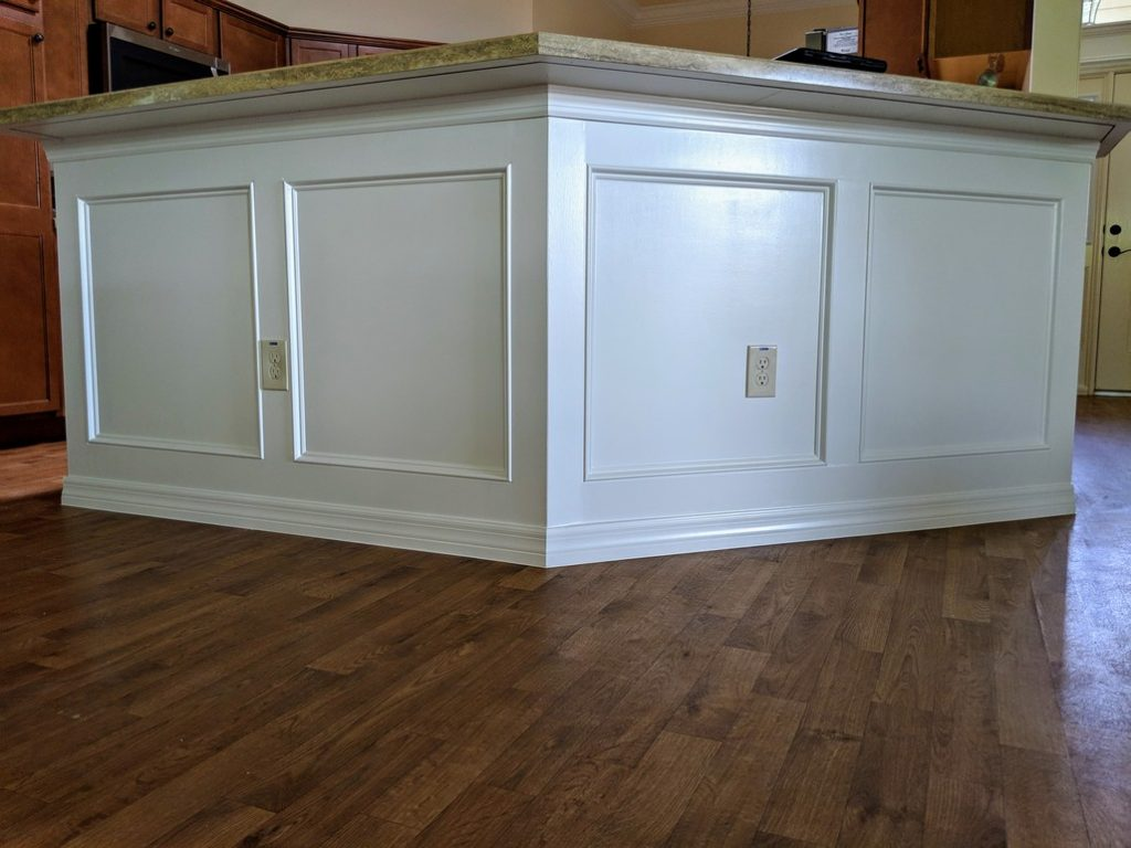 Wainscoting (40) The Villages JSR Trim