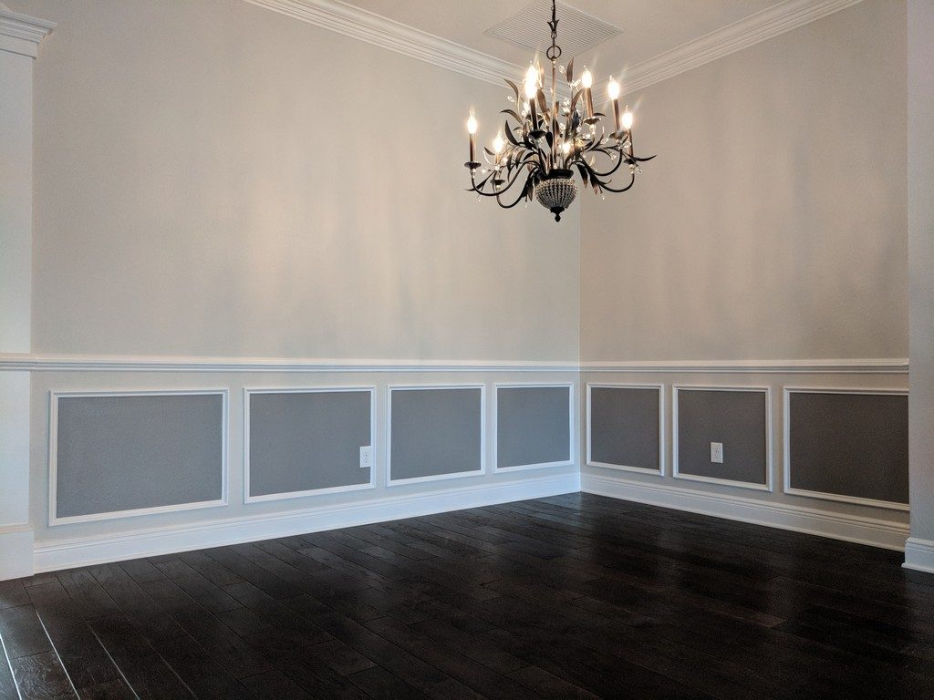 Wainscoting Installation The Villages 3