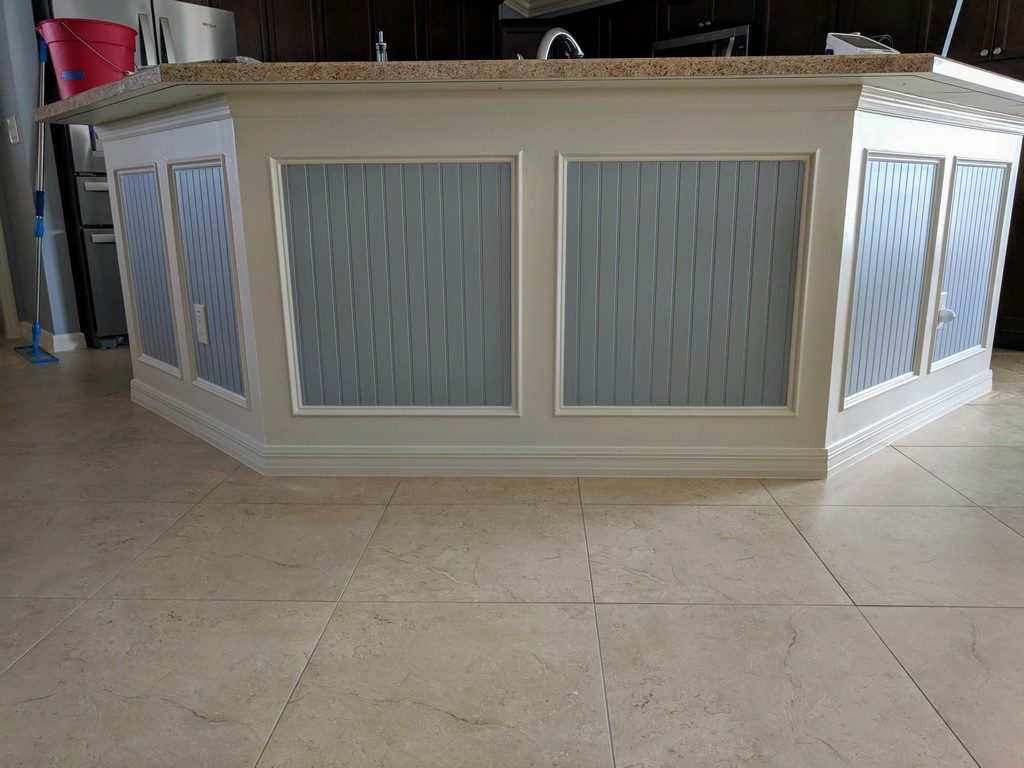 Wainscoting Installation The Villages 5
