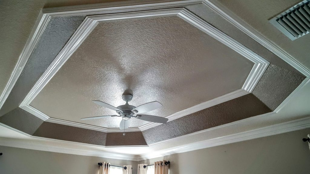 tray-ceiling-trim-out